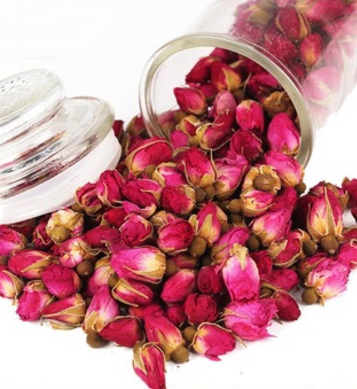 Trà nụ hoa hồng khô 30gr