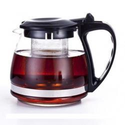 Ấm Lọc trà thủy tinh lõi lọc lưới 700ml