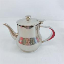 Ấm trà Inox eo