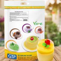 Bột Pudding GTP Trứng 0.5kg