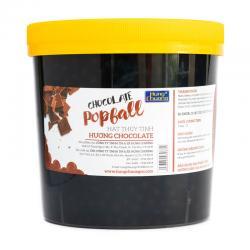 Hạt thủy tinh Chocoate Hùng chương 3.2kg