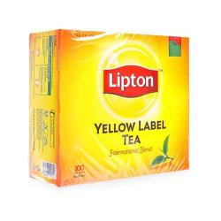 Lipton nhãn vàng 100gói