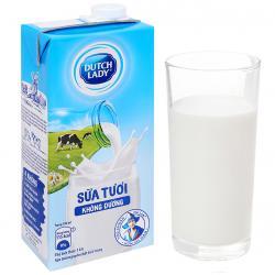 Sữa tươi Cô gái Hà Lan 1lit
