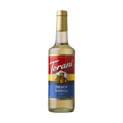 Torani French Vanilla 700ml